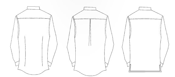 Men's Dress Shirt Style Guide - How To select Fit, Collar, Cuffs & More —  Gentleman's Gazette