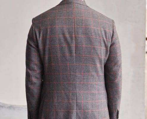 Backview Indochino MTM Sport Coat