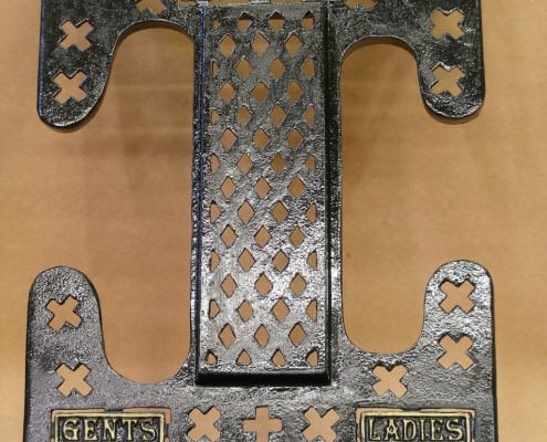 Batten's patent boot jack