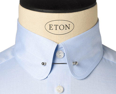 COLLAR - pin collar with rounded corners