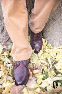 Cordovan Boots - Dalton by Allen Edmonds