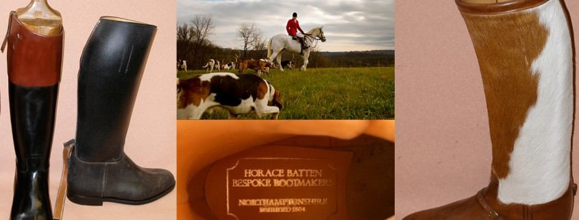 Horace Batten - Bespoke Bootmaker since 1804