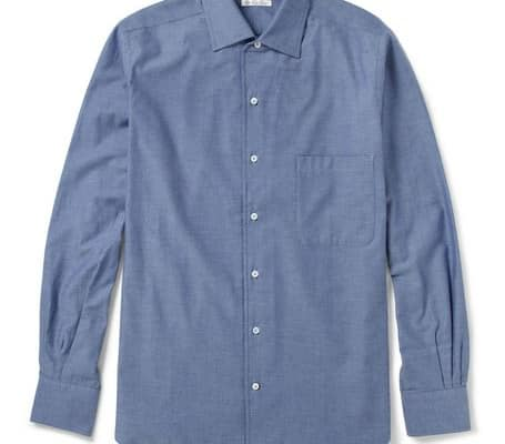 PLACKET - french placket