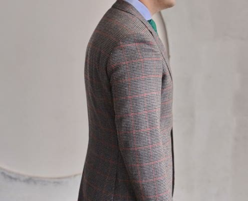 Sideview Right - Indochino Blazer