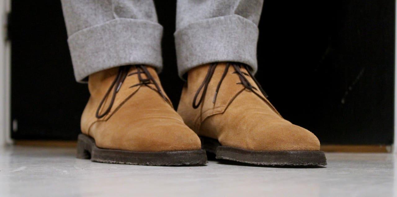 Chukka Boots Guide Gentleman S Gazette