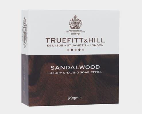 Truefitt & Hill Sandalwood Shaving Soap Refill