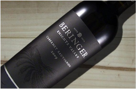 Beringer Knights Valley - A fantastic, yet affordable Red Wine