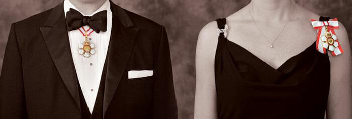 Black Tie Decorations