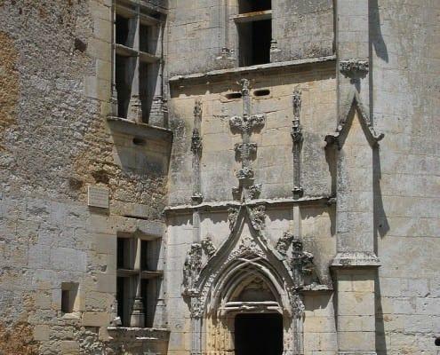 Château de l'Herm in the village of Rouffignac-Saint-Cernin-de-Reilhac, Département Dordogne, France