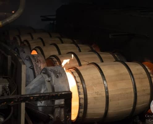 Charring of the Barrel