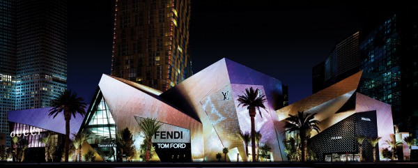 Luxury Shops in Las Vegas