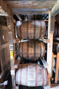 Maker's Mark is pretty much the only one who rotates the barrels to ensure consistent taste levels