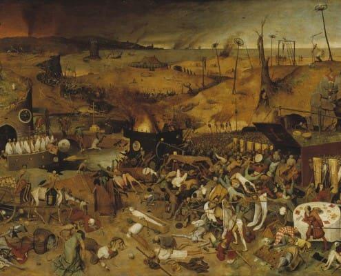 Peter Breugel the Elder - The Triumph of Death