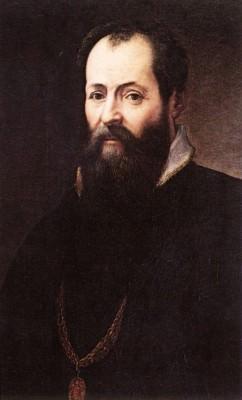 Selfportrait of Giorgio Vasari