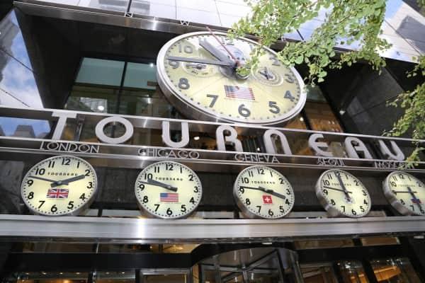 Tourneau Storefront