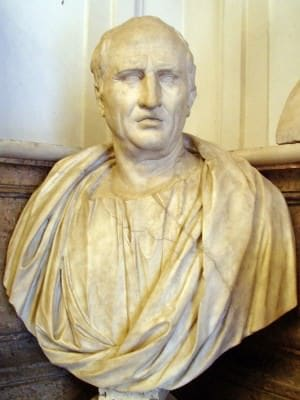 Cicero penned the first set of rules governing informal conversations.
