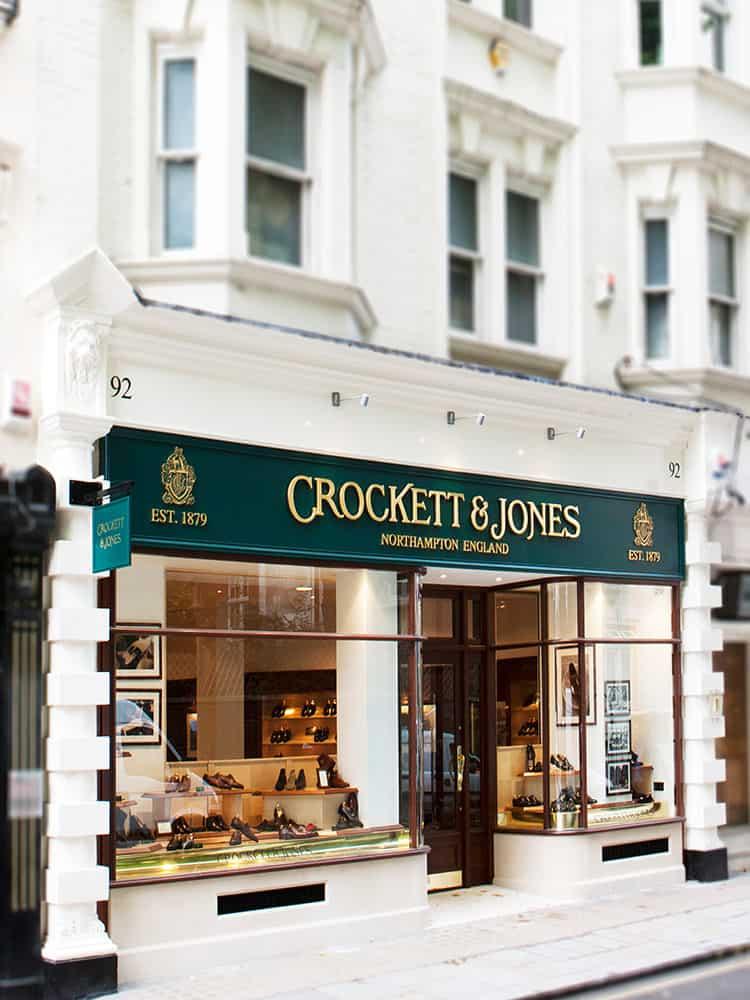 Crockett Jones Shoes Factory Tour Gentlemans Gazette