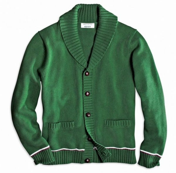 Great Gatsby Cardigan by Brooks Brothers