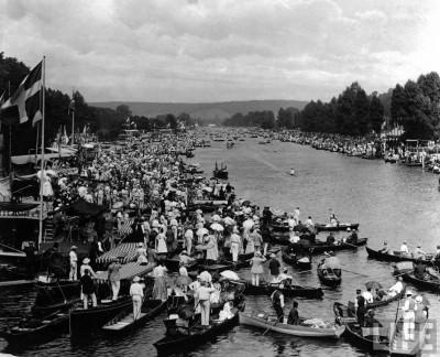 Henley Royal Regatta in 1893