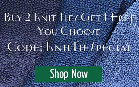 Knit Tie Special