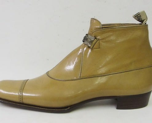 Ladies' shoe from the 1920s 3