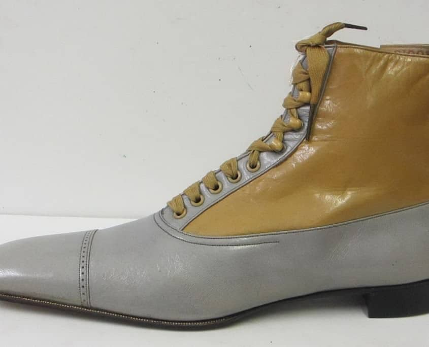 Ladies' shoe from the 1920s