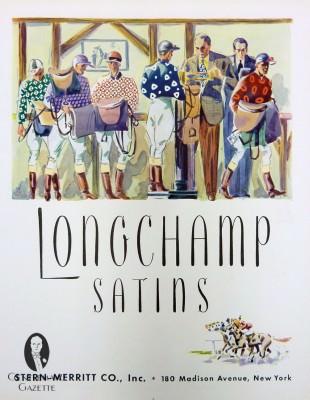 Longchamp Satins on Madison Ave in NY