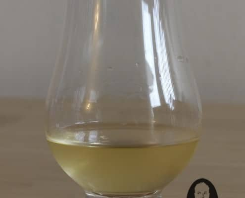 Same whisky becomes cloudy after water is added