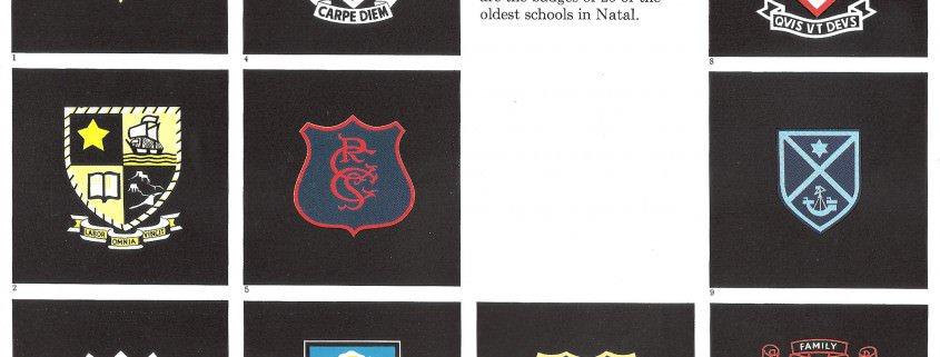 School Badges for blazers