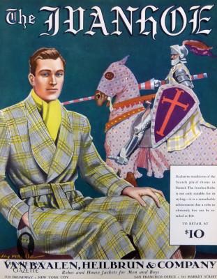 Van Baalen Heilbrun Dressing Gown