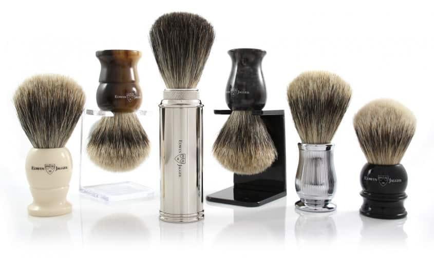 Various Shaving Brushes