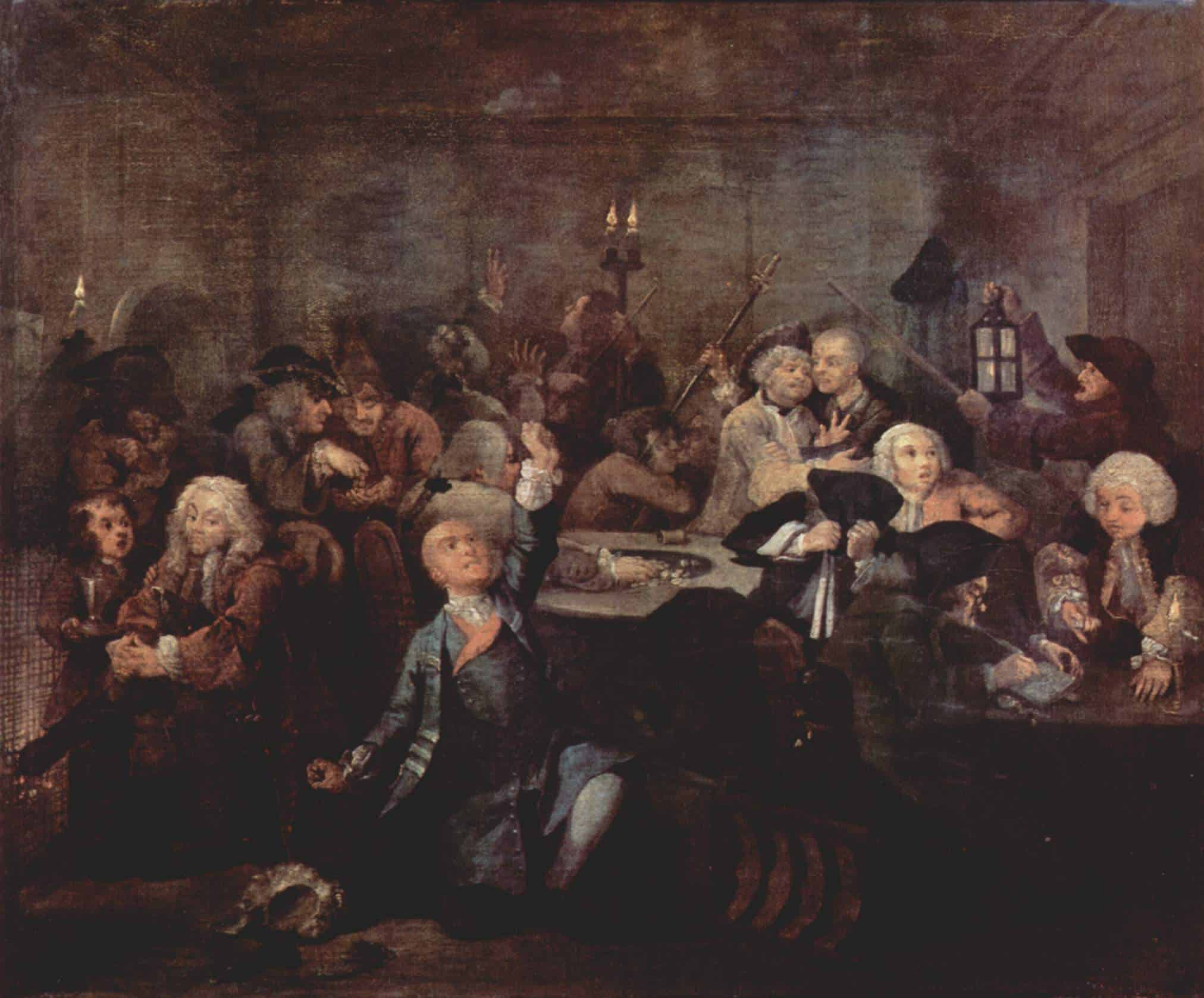 Conversation topics the art of conversation gentleman for William hogarth was noted for painting