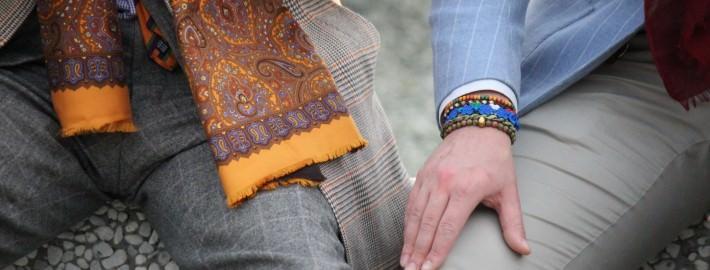 Wristbands are still popular