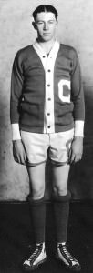 American College Cardigan from 1923