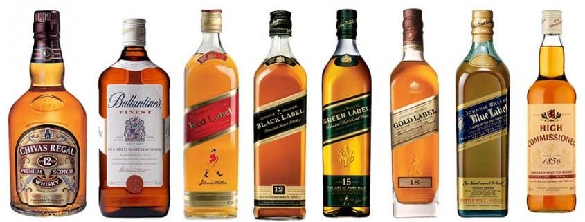 Imagini pentru blended whisky