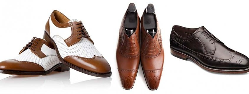 Brogues Guide for Men