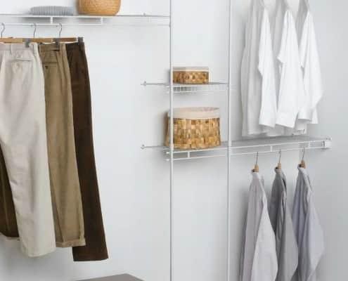 ClosetMaid Wire closet system
