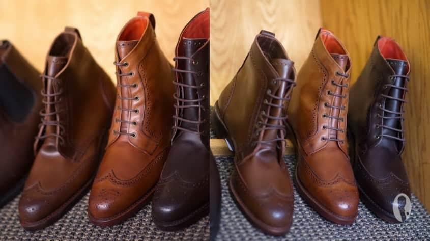 fb64727de9fe Glowy  Brogues Shoe Guide for Men