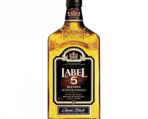Label 5 Scotch