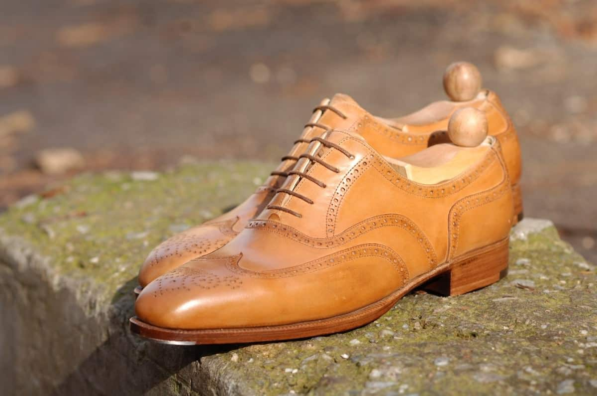 Men Shoes Sideview