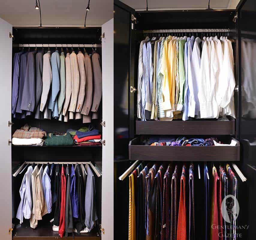 ikea pax wardrobe fitting instructions