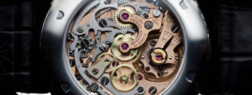 Omega Cal. 321 Chronograph movement