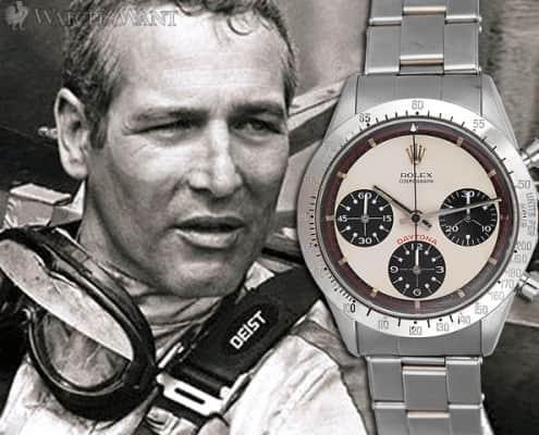 Rolex Daytona & Paul Newman