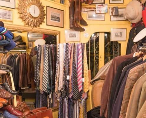 Shoes, Ties, Garments & Memorabilia at Hornet's