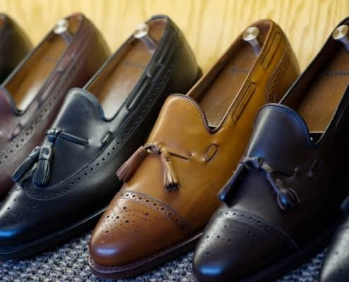 Tassel Loafer Long wing Brogues and semi brogues Brogues by Allen Edmonds