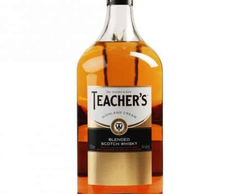 Teacher's Blended Scotch