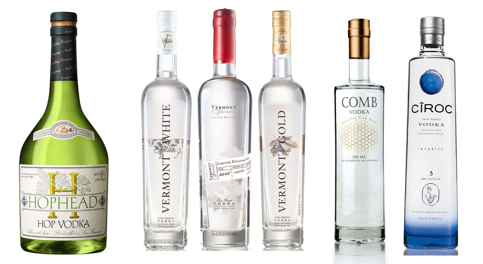 The Vodka Guide — Gentleman's Gazette