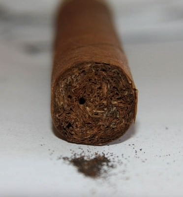 Beetle Hole in a Cigar