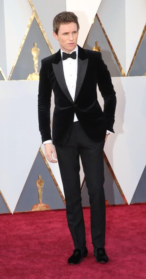 oscars best dressed tuxedo amp black tie outfits � gentleman