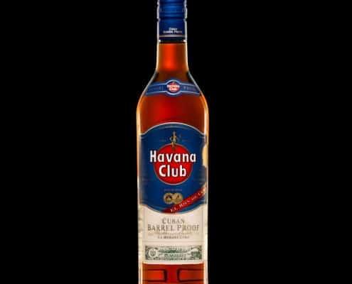 Havana Club Barrel Proof from Cuba